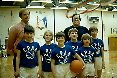 1980 - Youth BB