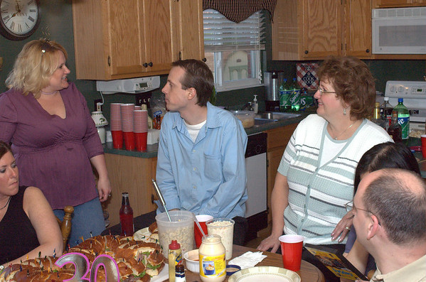 Jeff's 30th Birthday 2006