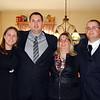 April & David Robertson, Linda Sanderson & Bryan Robertson