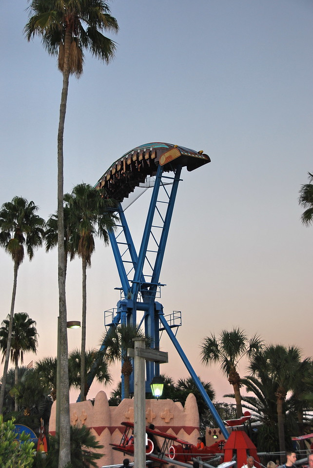 Scariest ride in the park!!