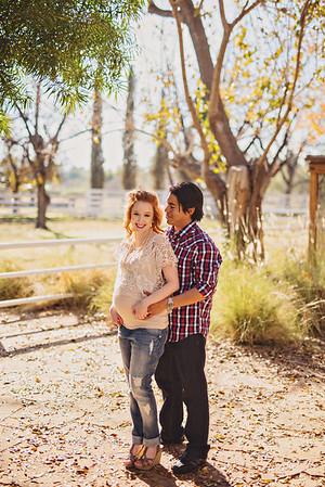 Jenn + Donaldo Maternity