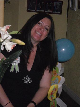 Jenna's Baby shower celebration for Enzo - January 8, 2011