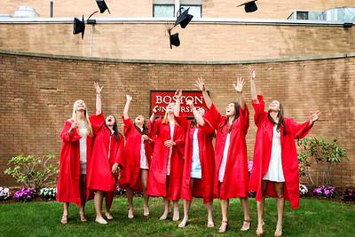 BU Graduation = Class of 2015