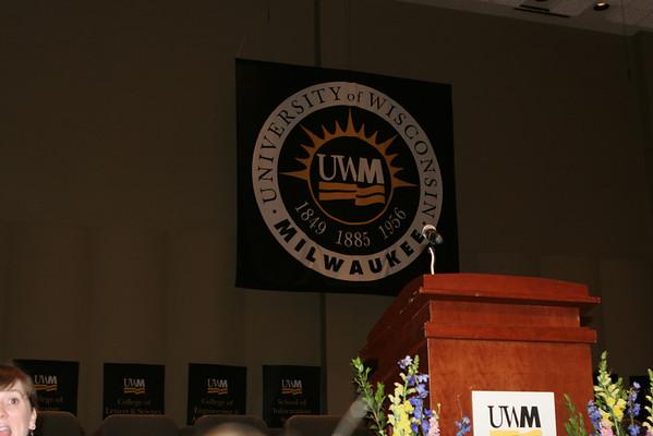 Jennifer UWM Graduation