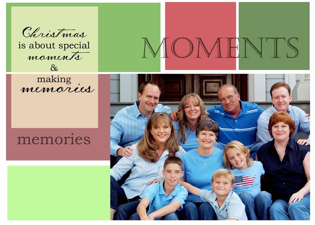 Holiday Moments 5-7