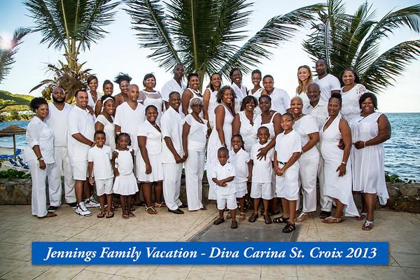 Jennings Family Vacation