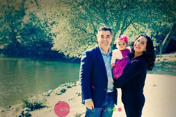 Jenny Flores Family