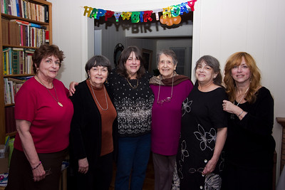 The aunts and Great Aunt Marmey.