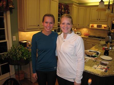 Jen's ING Marathon Run