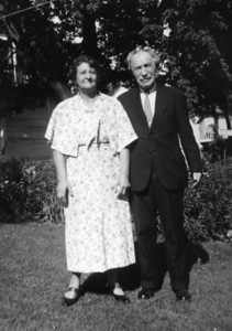 Hans C Jensen and Kristine