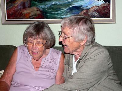 Karen & Gertrud (Jensen)