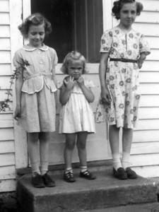 Nancy, Bobbi, Marilyn