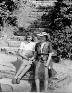 Geraldine Ruth & Minnie Hooper Jensen