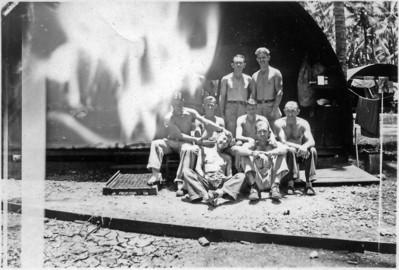 Jensen Family World War Two scans