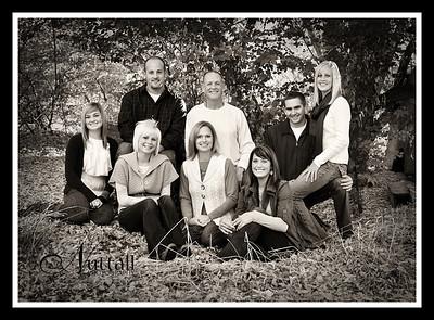 Jensen Family 029sepia
