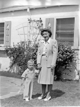 Jensen Negatives - 1940's