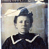 Catherine Jensen, in Holland, late 1800's