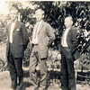 Carl, Andy and Fritz Jensen, 1920's