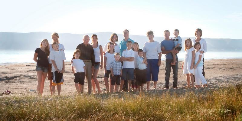 Jenson Family Reunion 2010