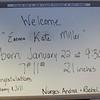 Emma Kate Miller born Jan 22, 2009<br /> 9:30 am  7# 11oz   2n inches
