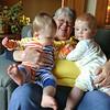 Coco, Grandma, Ansel