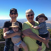 Happy First Visit to the Summit of Mt. Diablo