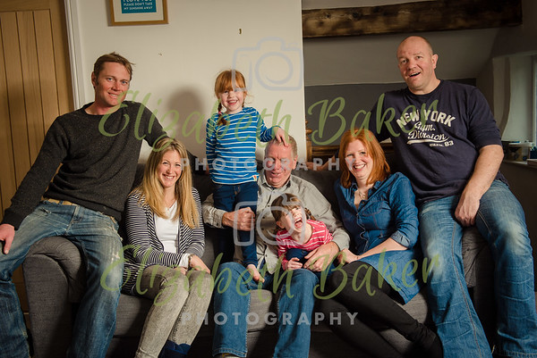 Jess, Ellie and family!