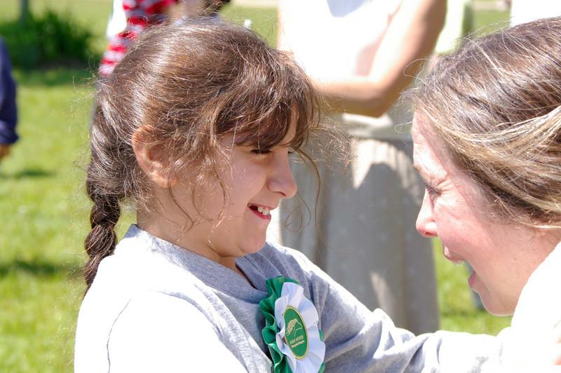 Jess at High Hopes 2007