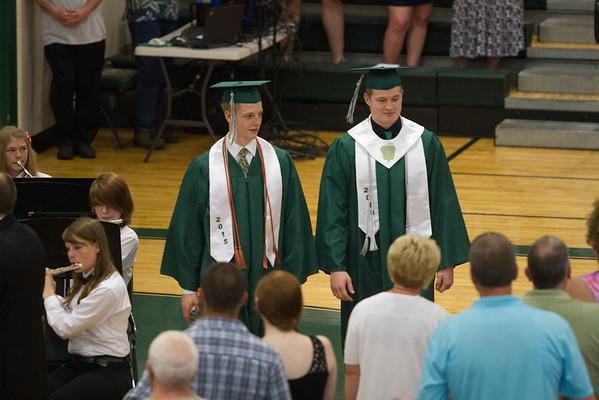 Jesse Hoffman's Graduation