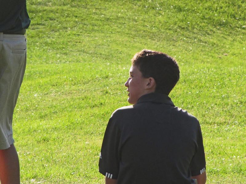 Jesse finishes at Poppy Hills, June 30, 2010