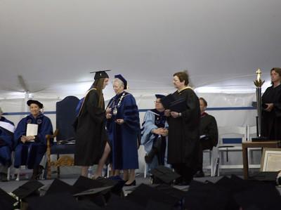 Jessica Graduates