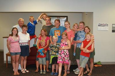 Jewell Family Reunion