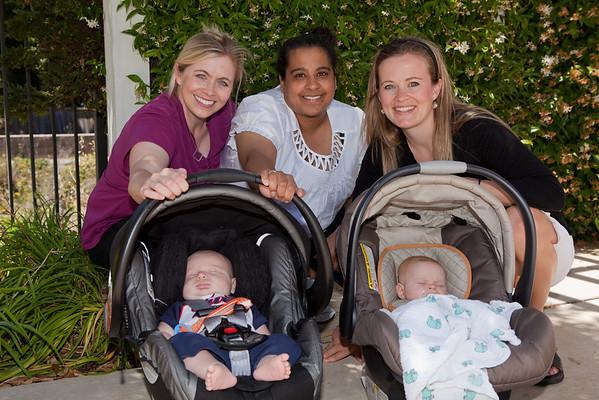 Jill & Eva Visit (2010)