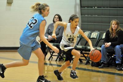 Brianna Basketball