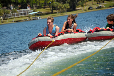 Tubing with Keith