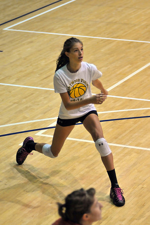 Volleyball Camp 2011
