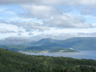 Norris Point and Neddie's Harbour