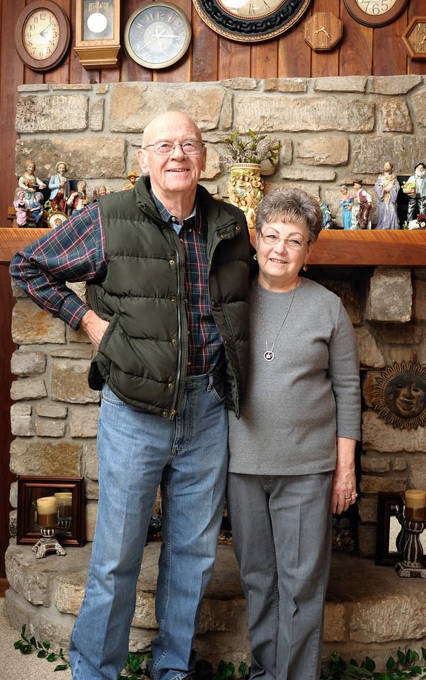 Jim & Patsy's 50th  Anniversary