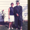 Dressed for High School Graduation (note the snazzy pants)