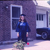 Janet ready for Goldey Beacom graduation