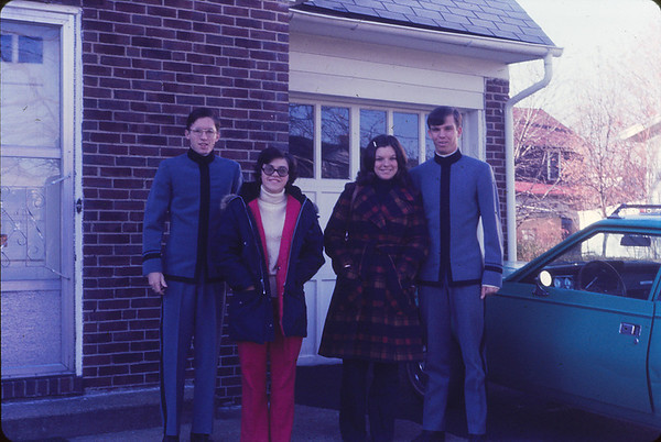 Janet's Grad.,Jim's Grad., Janet & J.R.'s Wedding, Misc. 71-78