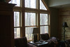 Dark View of Living Room