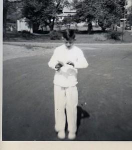 First Communion 1951