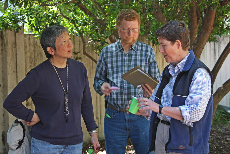 Ann Yoshimura, Rob Allen, Rene Bierbaum