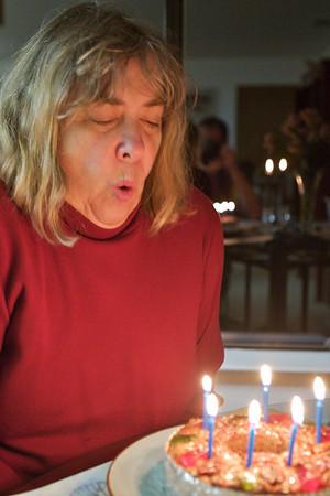 Jo Carroll's birthday