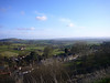 The view SE from Shaftesbury