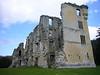 Old Wardour Castle after the siege