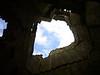 Arty romantic ruin shot