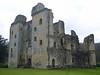 Old Wardour Castle - vivtim of 2 civil war sieges