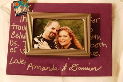 Amanda and Damien rehearsal dinner 10-14-06